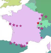 Si pas d'image, serveur indisponible : http://www.franceseisme.fr